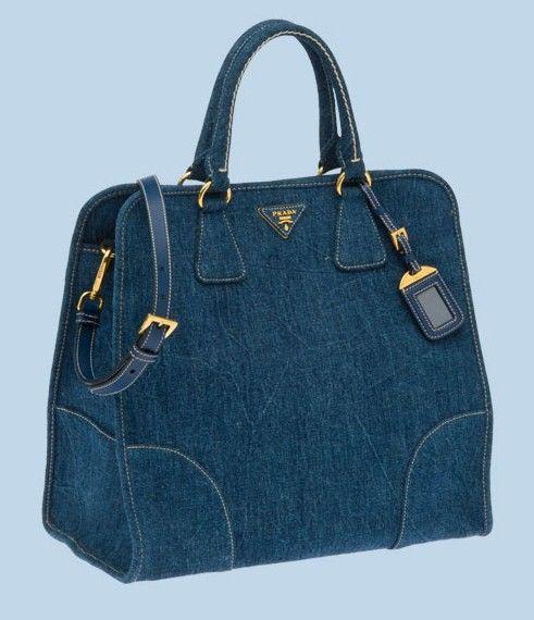 Favoloso Prada Bags SS2012 - TheOldNow LN66