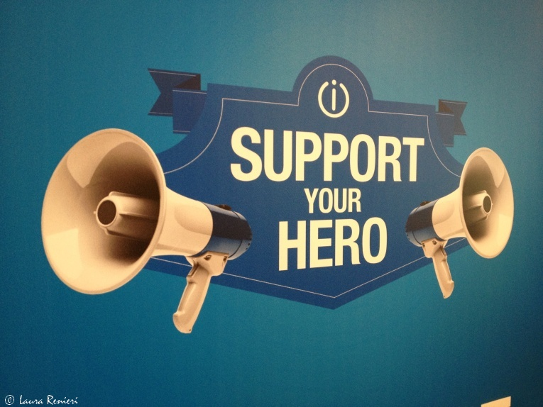 Support your hero | Indesit