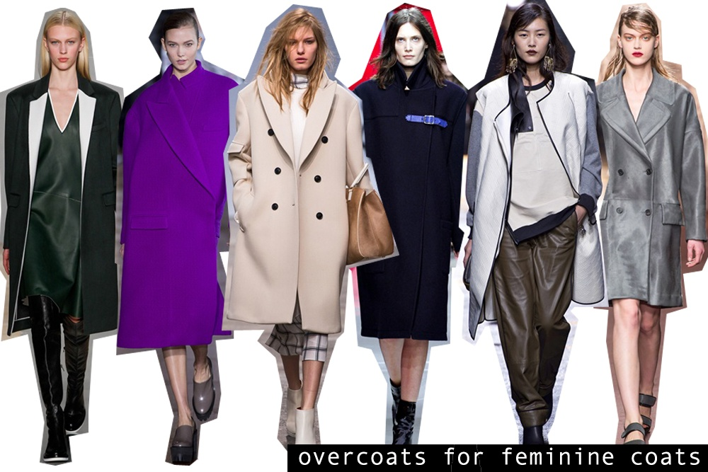 Overcoats for feminine coats | Trendology