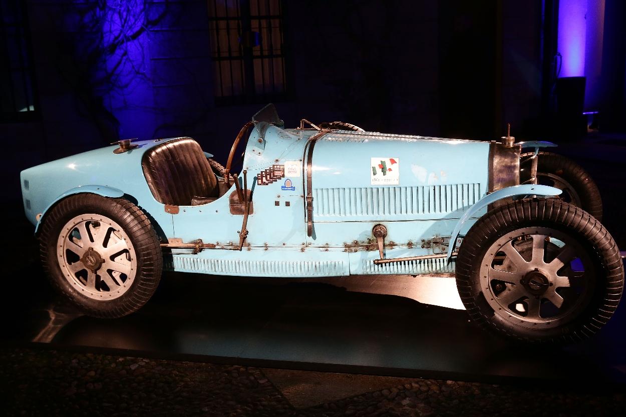 Bugatti and L'Uomo Vogue Collection Party - Inside - Milan Fashion Week Menswear Autumn/Winter 2014