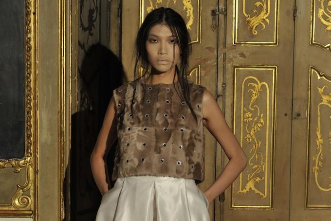FallWinter 1415 Pret a Porter  Collection fashion week in Milan