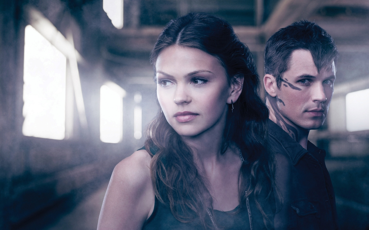 The CW new tv series Star Crossed