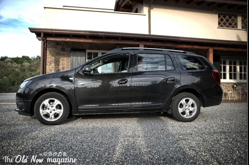 Prova su strada nuova Dacia Logan MCV 2014   Per favore non chiamatela