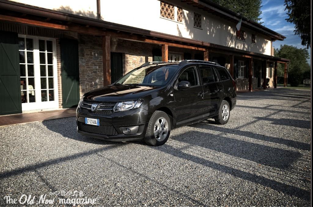 Prova su strada della nuova Dacia Logan MCV 2014