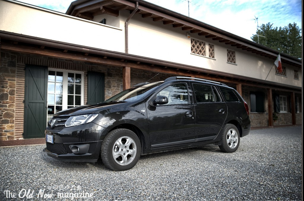 Prova su strada nuova Dacia Logan MCV 2014 | Per favore non chiamatela