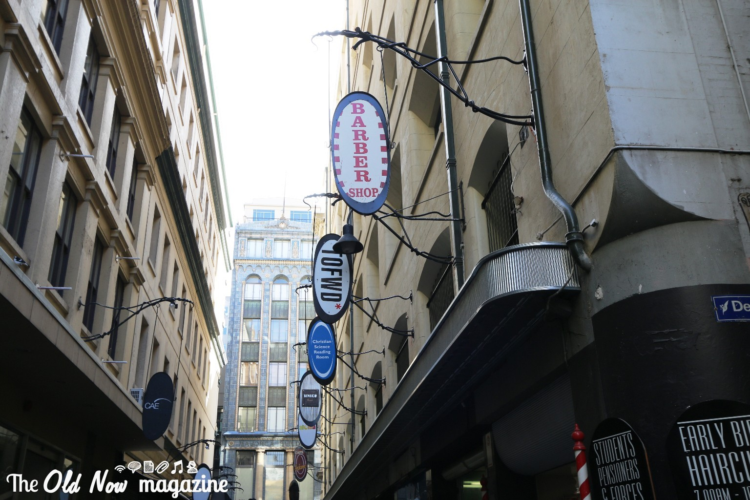 Hidden Secrets Lanes and Arcades Tour THEOLDNOW (112)
