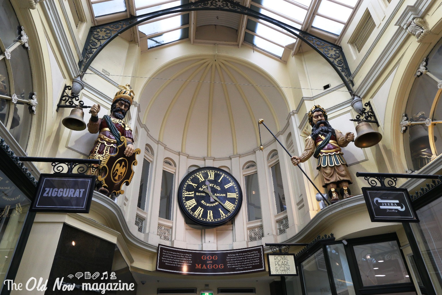 Hidden Secrets Lanes and Arcades Tour THEOLDNOW (12)