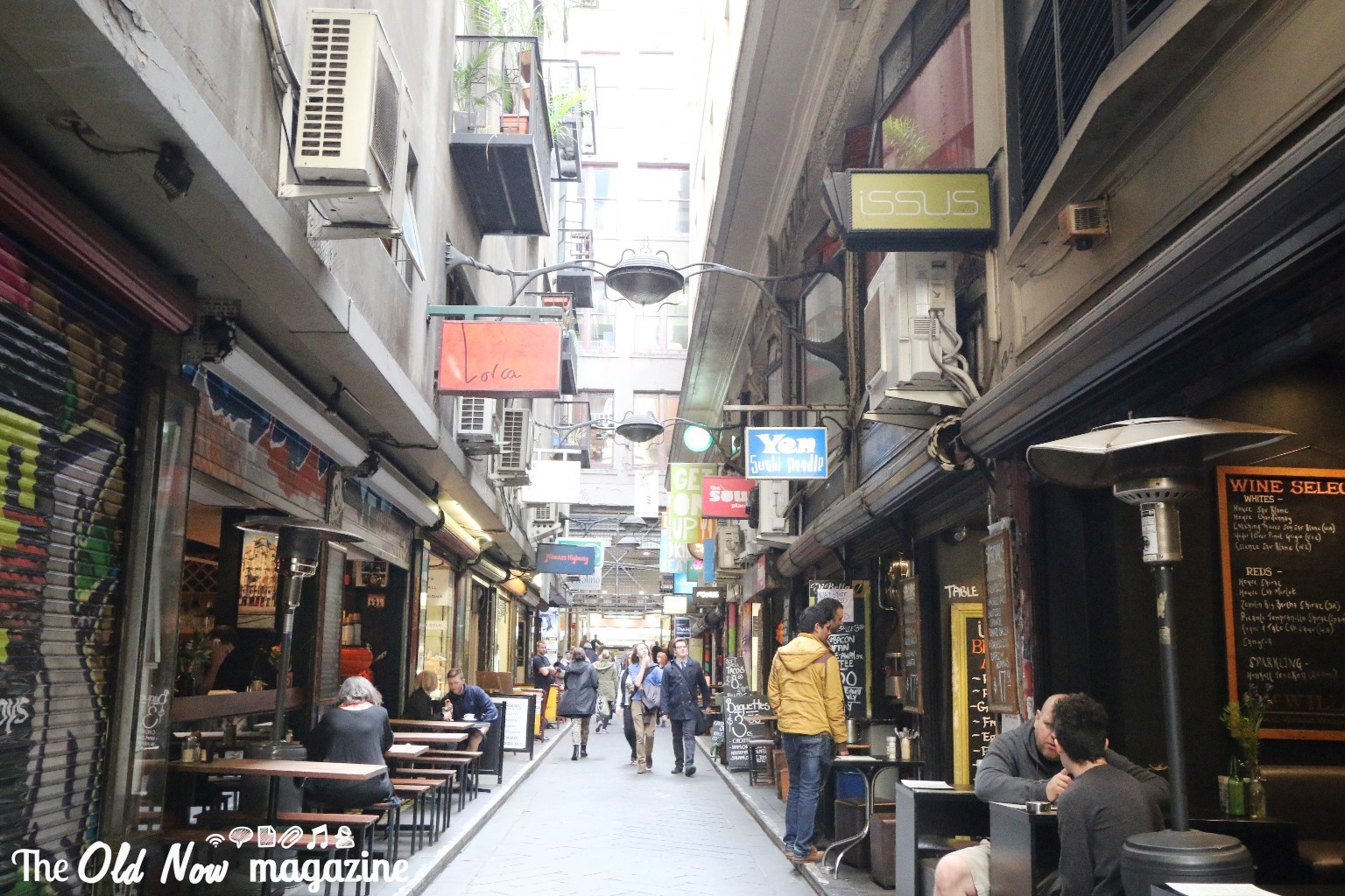 Hidden Secrets Lanes and Arcades Tour THEOLDNOW (123)