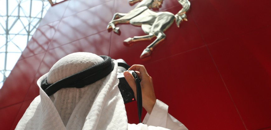Abu Dhabi Ferrari World THEOLDNOW (12)
