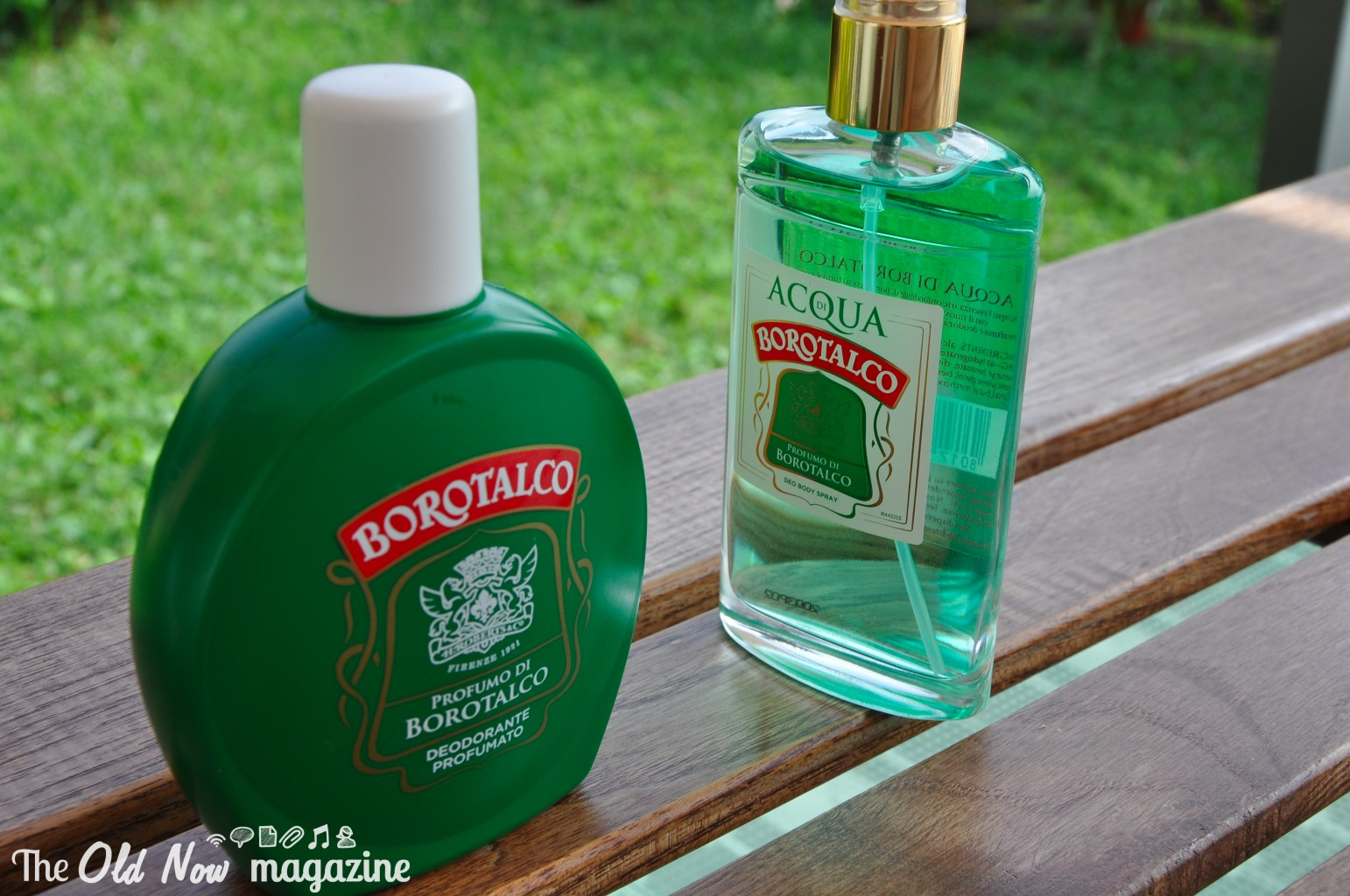 Borotalco review l 39 animo vintage - Borotalco bagno ...
