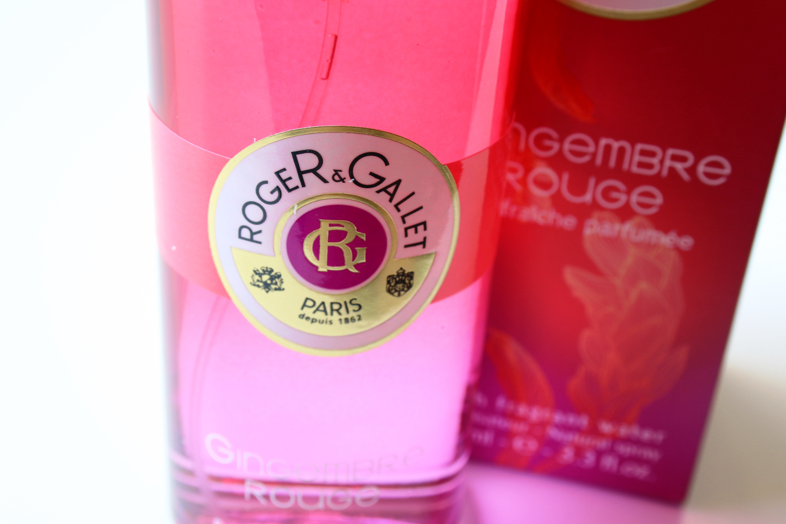 Gingembre Rouge  Roger&Gallet THEOLDNOW (4)