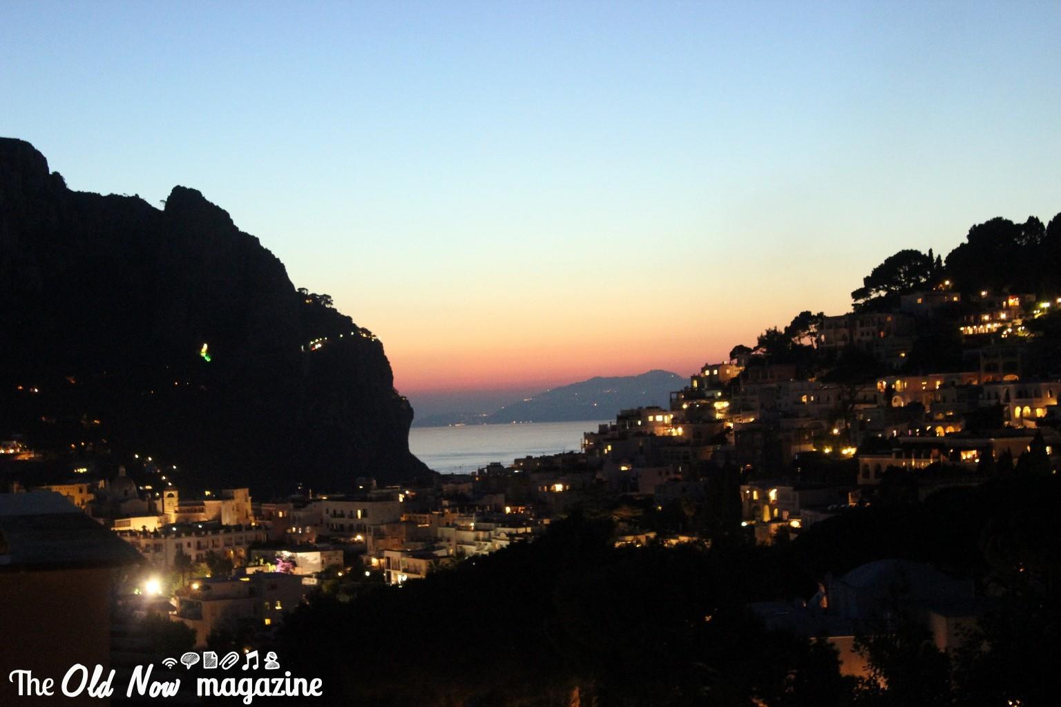Marina Grande da Tuoro - Capri, Italy