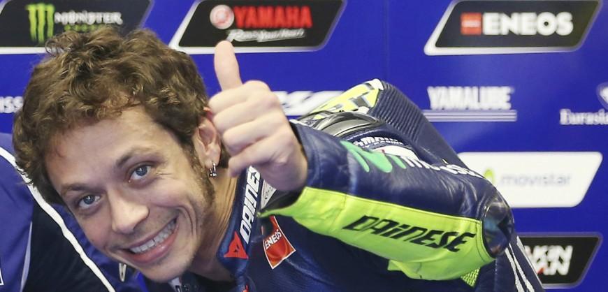 Moto GP, prove libere del Gran Premio d'Italia