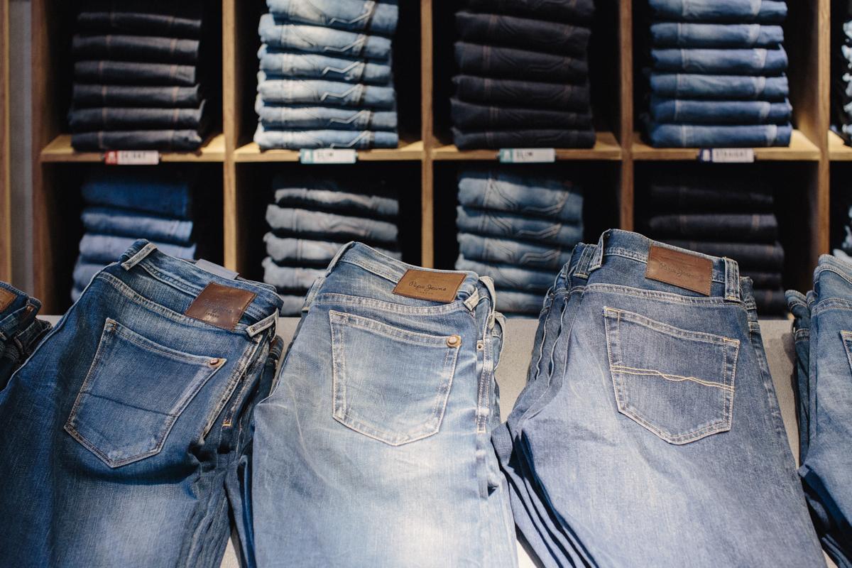 Pepe jeans fall winter 2014 - Pepe jeans showroom ...