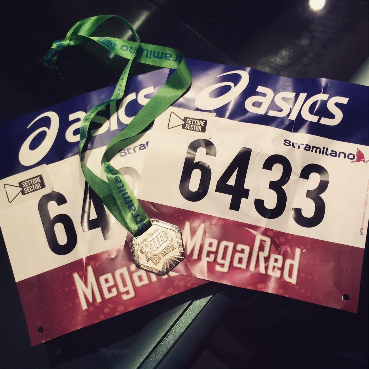 Stramilano: ogni runner che cade si rialza
