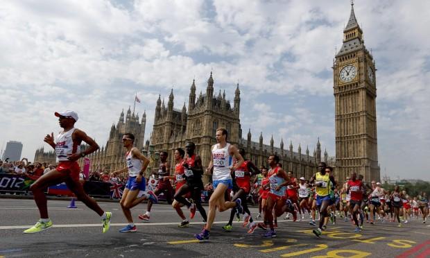 Le metà del Maratoneta