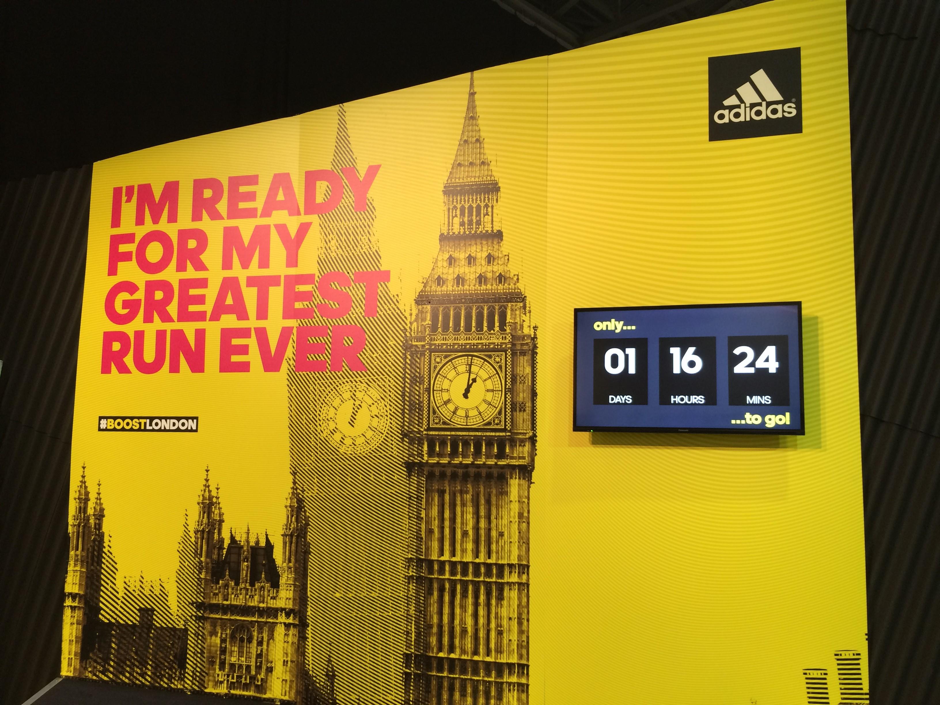 L' attesa   La Maratona di Londra   La corsa