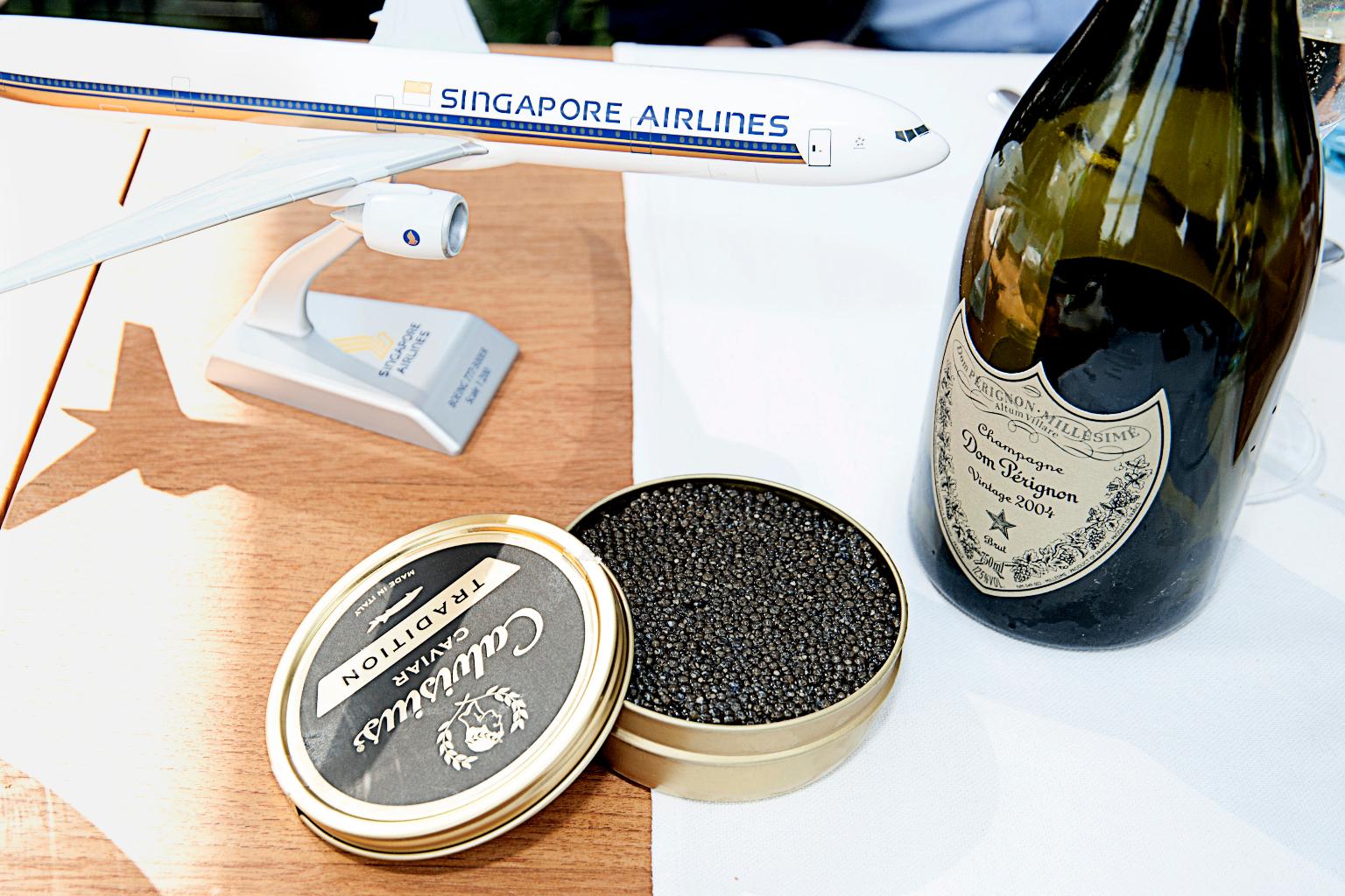 Immagine Singapore Airlines