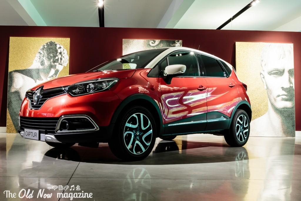Renault presenta renault captur iconic ed excite for Captur excite