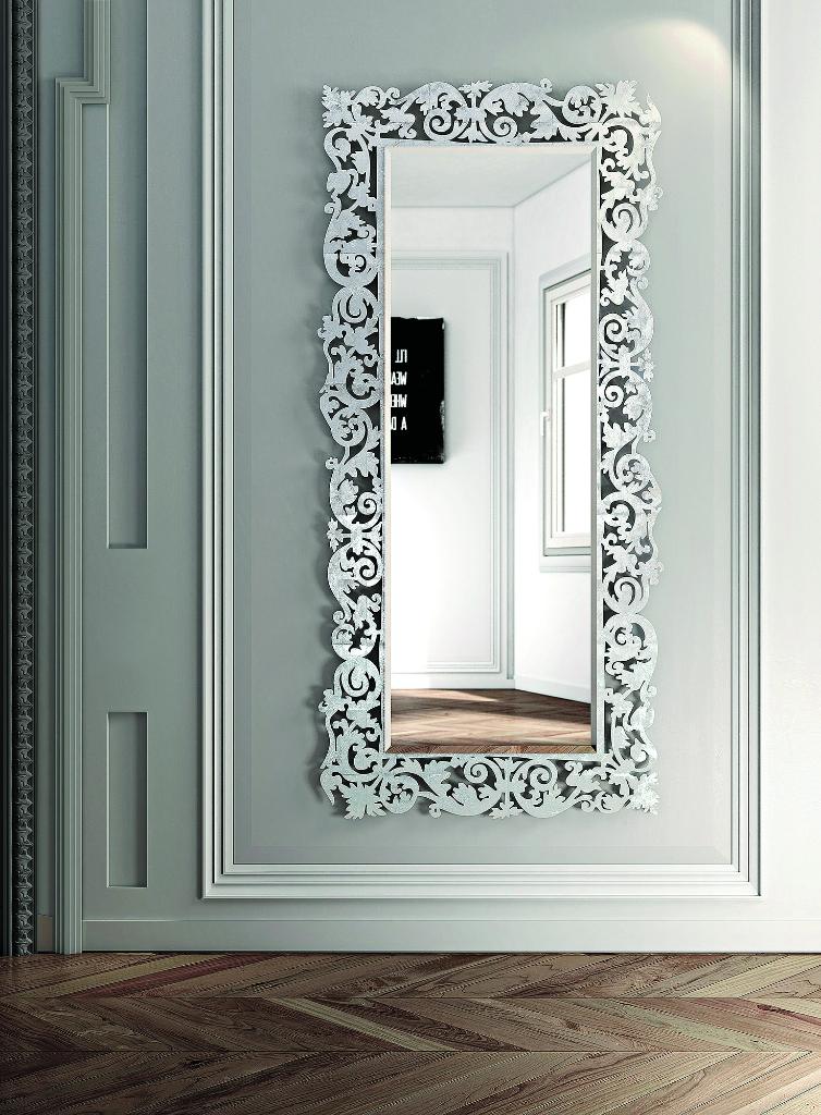 Riflessi lanciata la nuova linea di specchi a figura - Specchio romantico riflessi prezzo ...