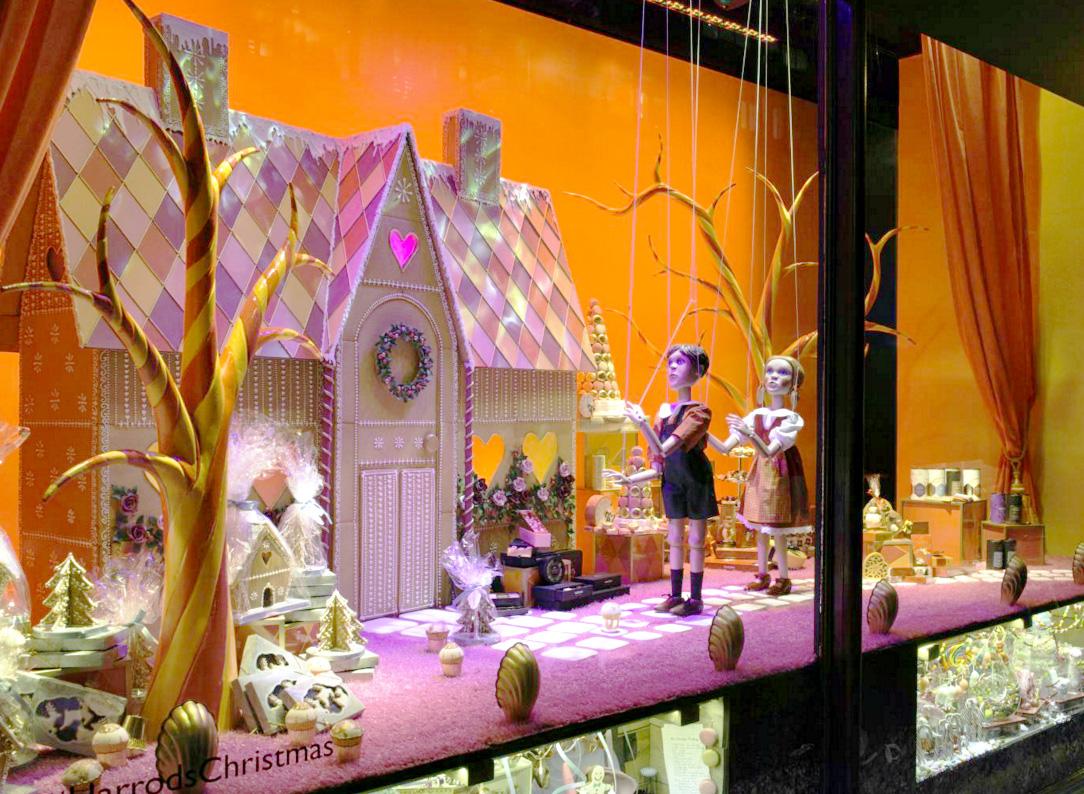 Le pi belle luci di natale e vetrine natalizie a londra - Le piu belle decorazioni di natale ...