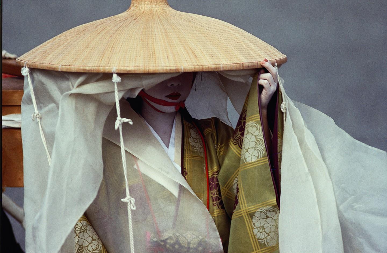 Jodi Cobb, Dance of the ages, Kyoto, 1993