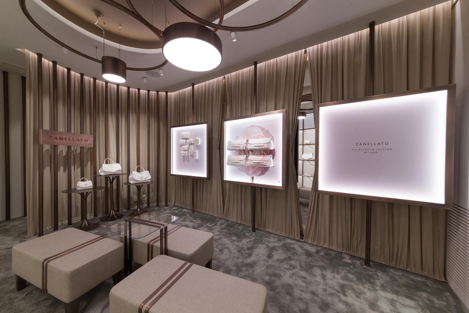 Zanellato apre la sua prima boutique al mondo theoldnow for Zanellato milano