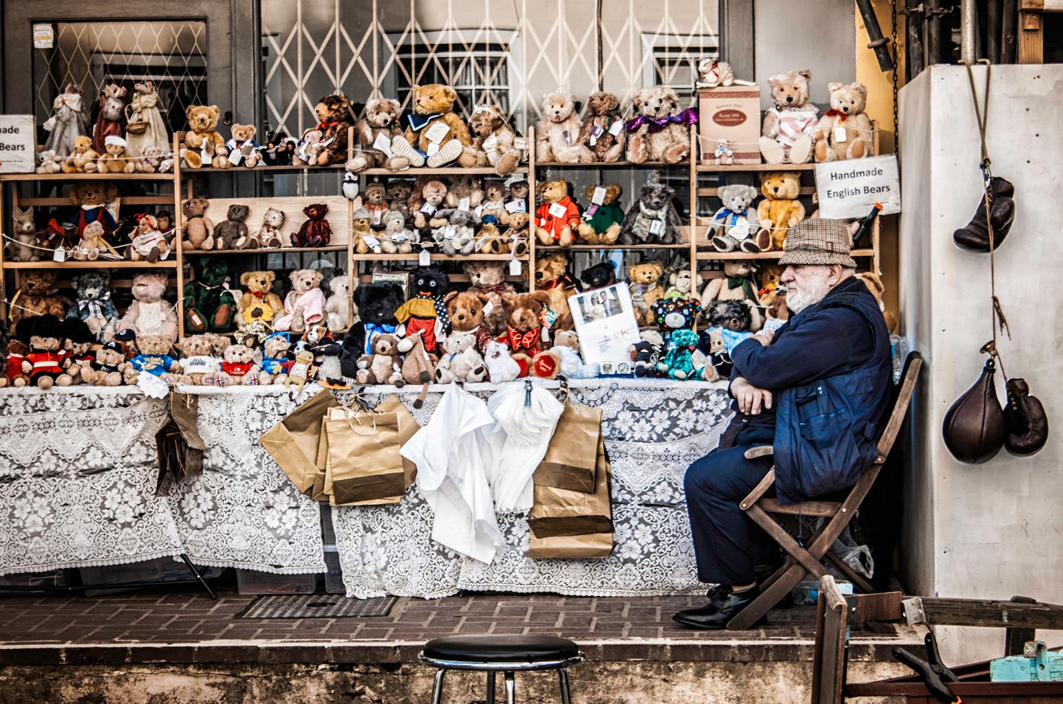 16 imperdibili negozi particolari a londra theoldnow for Oggettistica casa milano