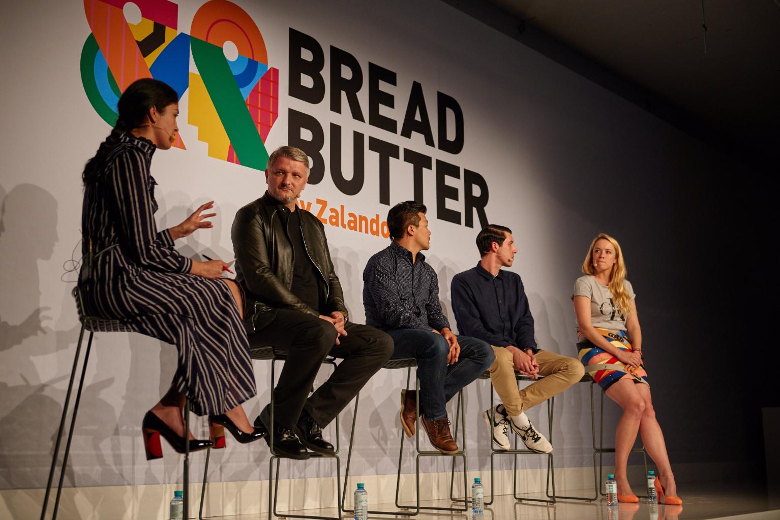 BREAD&BUTTER BY ZALANDO