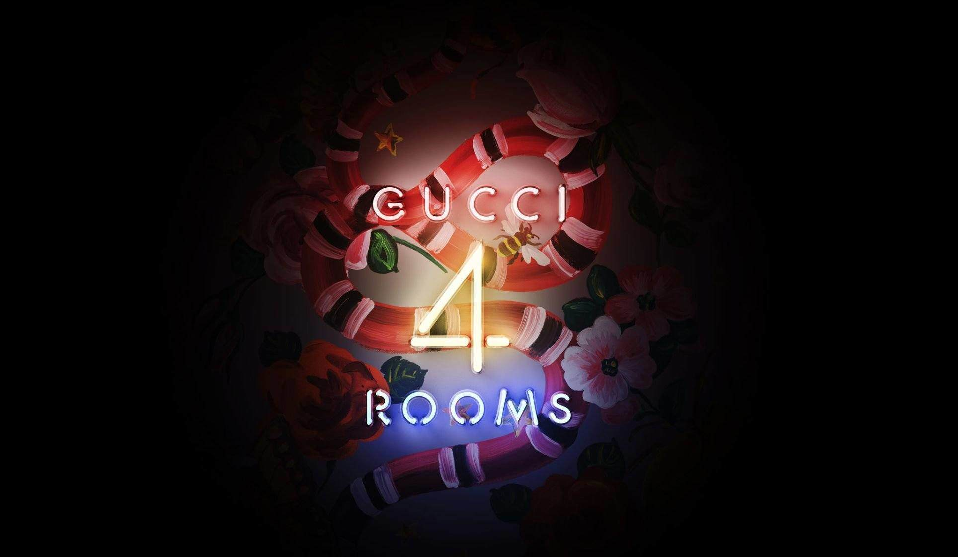Gucci 4 Rooms