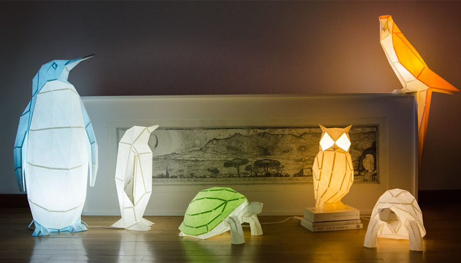 Paperlamps